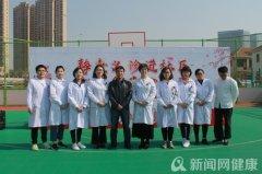 静康肾病医院义诊进张村社区 践行健康中国梦